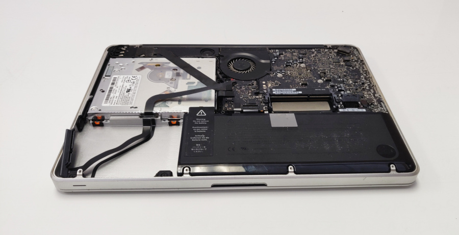 Macbook Pro A1278 computer without hard disk drive