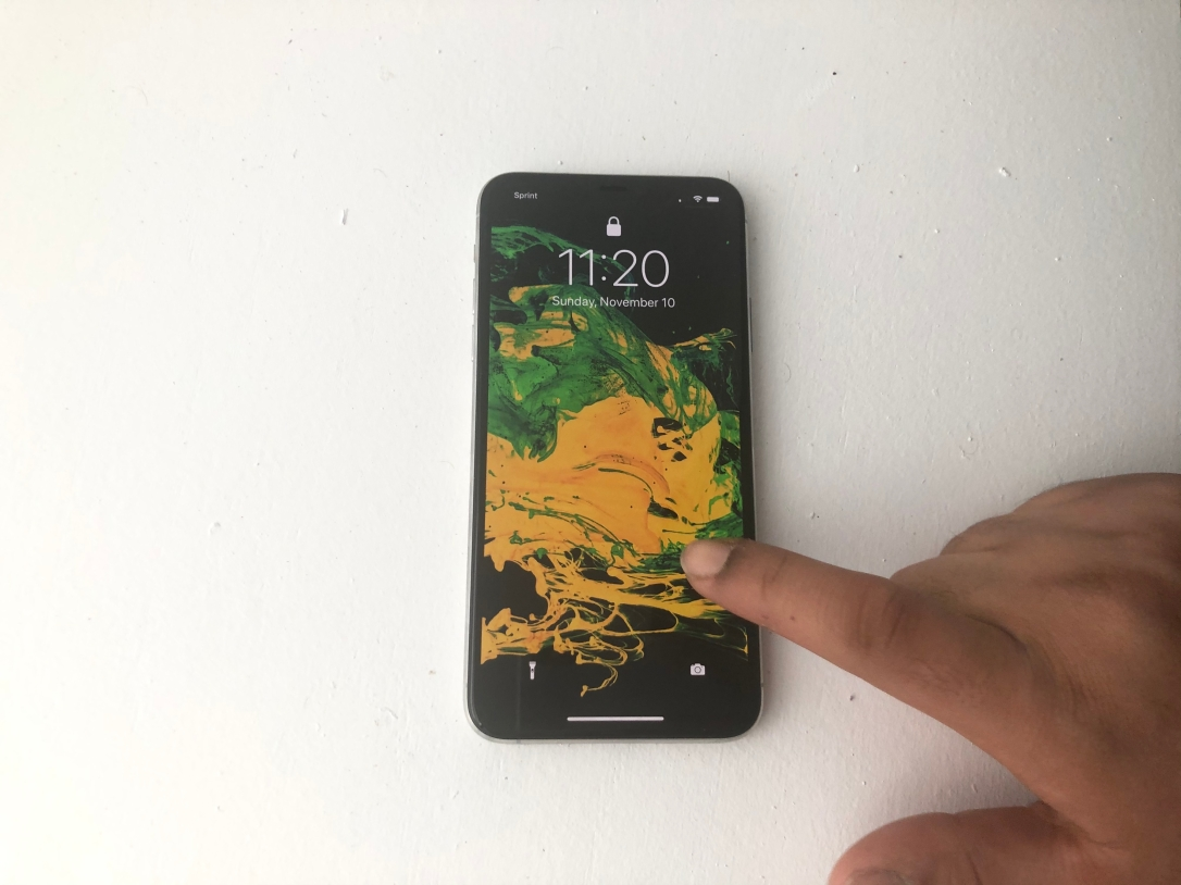 iPhone 11 Pro touch screen Dallas
