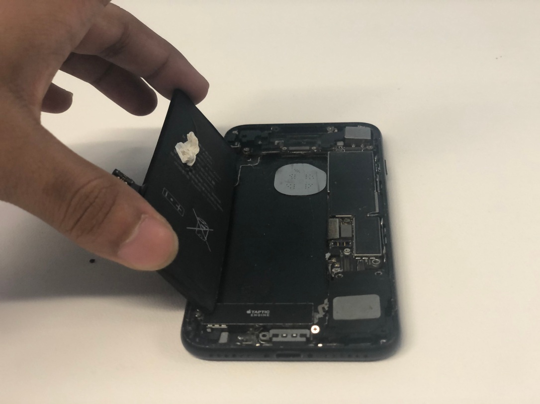 iPhone battery replacement service Dallas TX