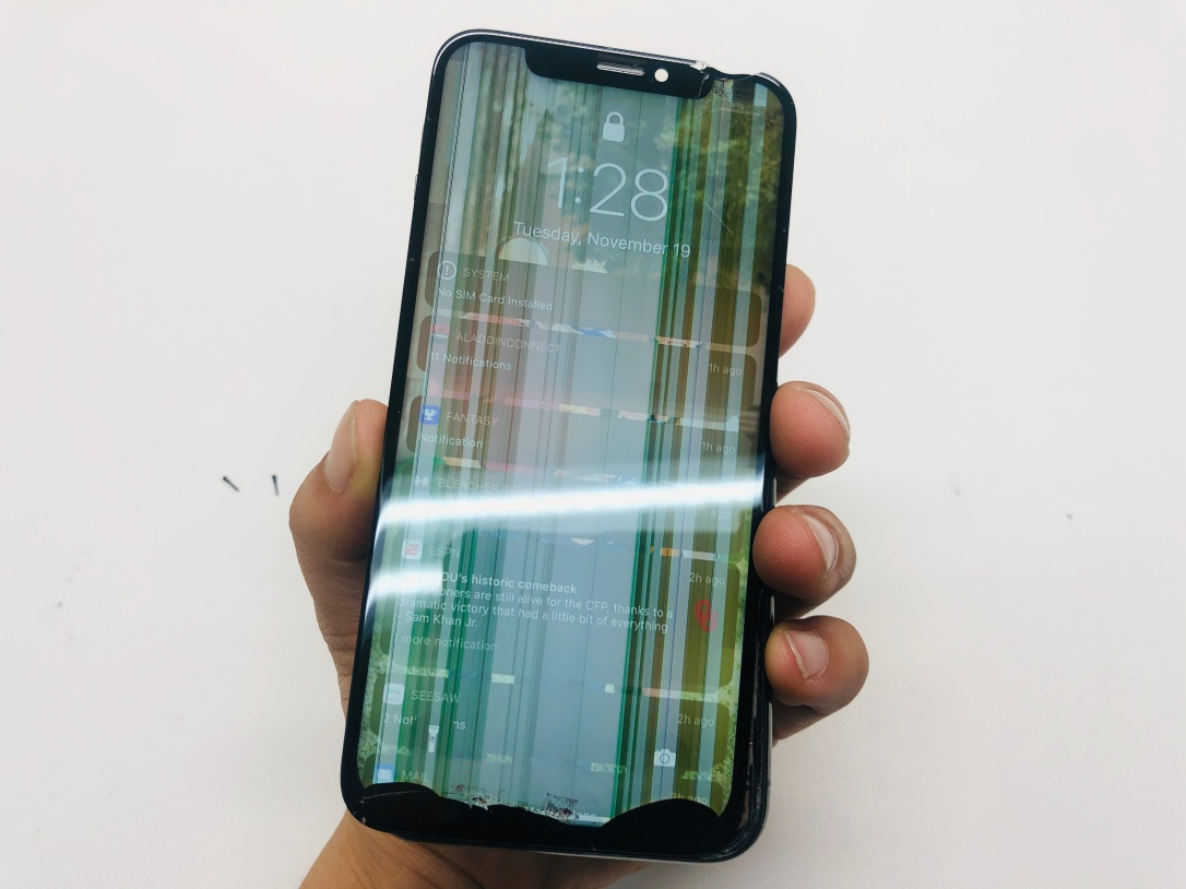 Best iPhone screen repair in Dallas TX