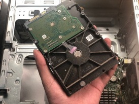 Data Recovery From Hard Drive in Dallas