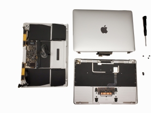 mac book teardown