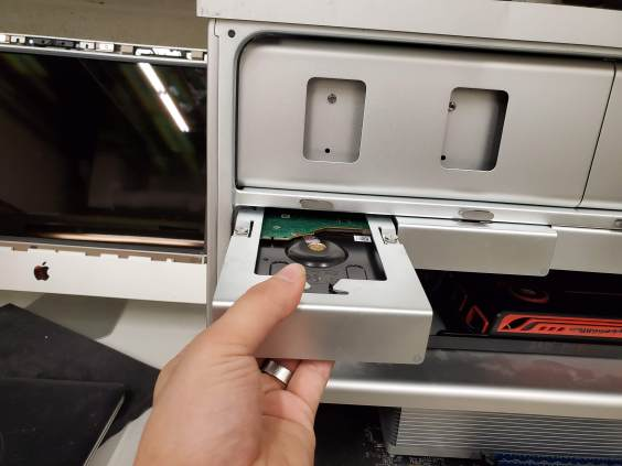 Mac Hard Drive Data Recovery and Replacement Dallas