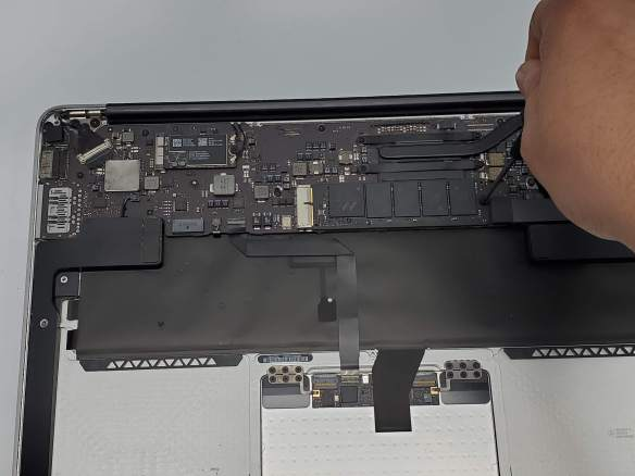 MacBook Air SSD replacement Dallas
