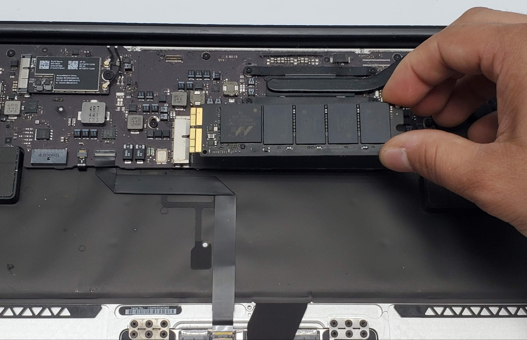 MacBook SSD Replacement Dallas