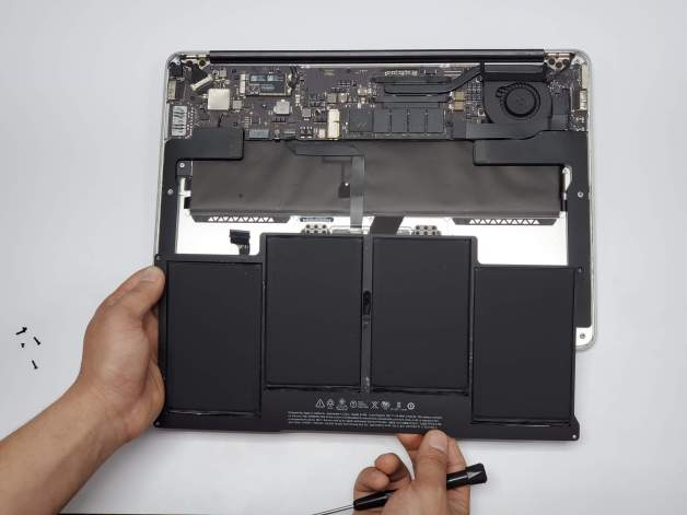 MacBook Battery Replacement Service Dallas
