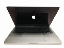 macbook pro with apple logo