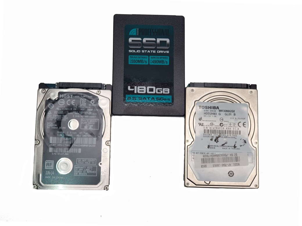 SSD and HDD Data Recovery Service Dallas-Coppell