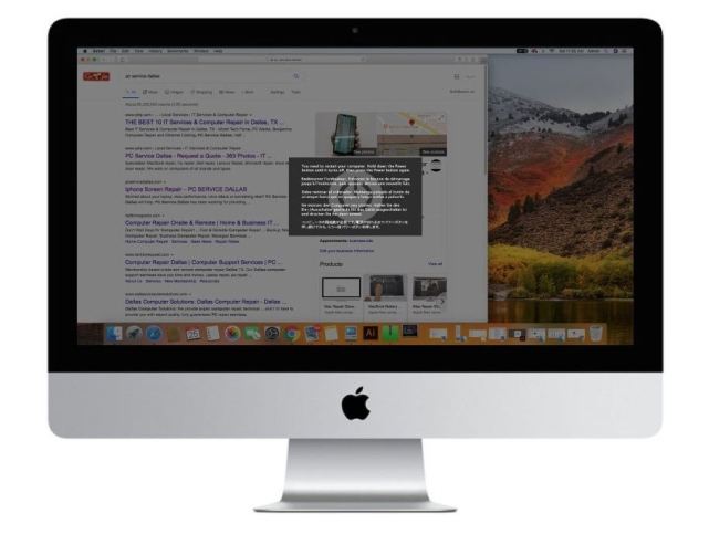 iMac kernel panic repair dallas