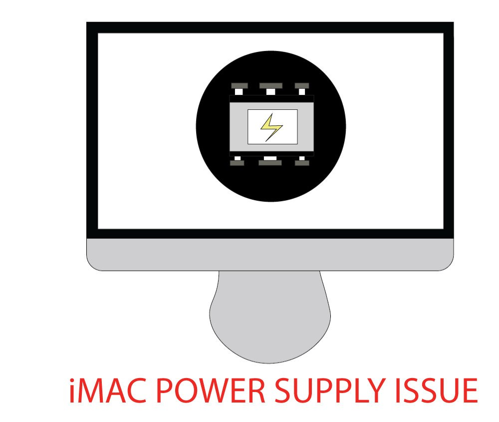 iMac Power Supply repair Addison
