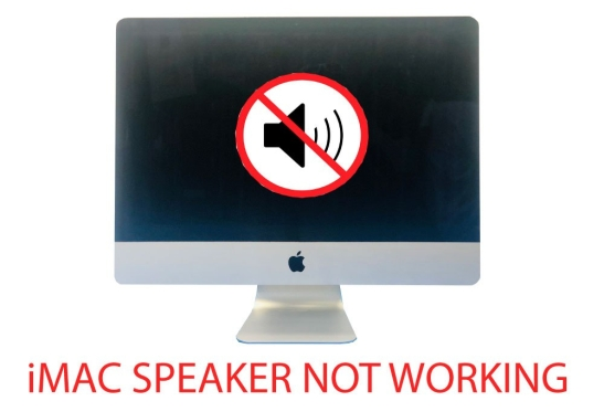 IMAC-SPEAKER-NOT-WORKING-REPAIR-DALLAS