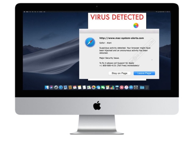 imac virus removal service dallas