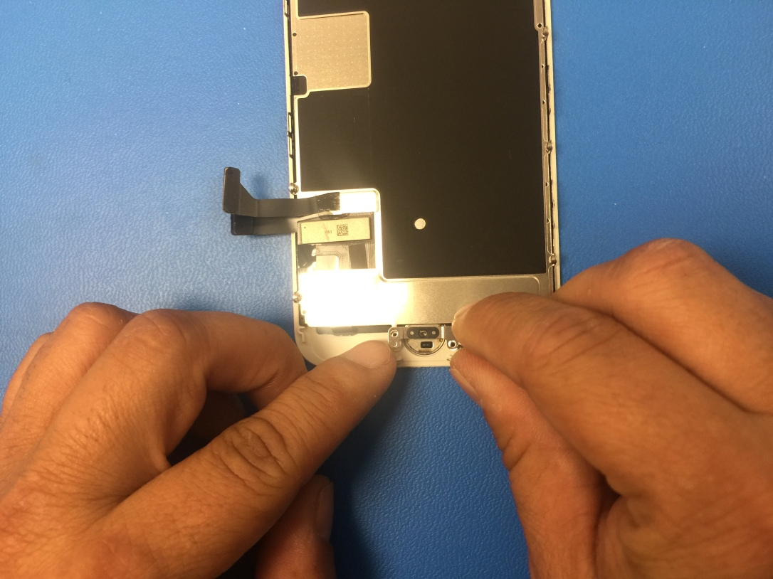 iPhone home button repair Dallas