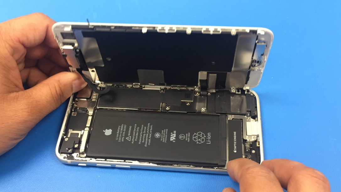 iPhone liquid damge repair Dallas