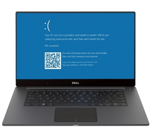 Dell laptop repair service Dallas