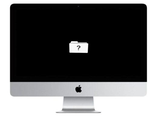 iMac-question-mark-folder-repair-dallas