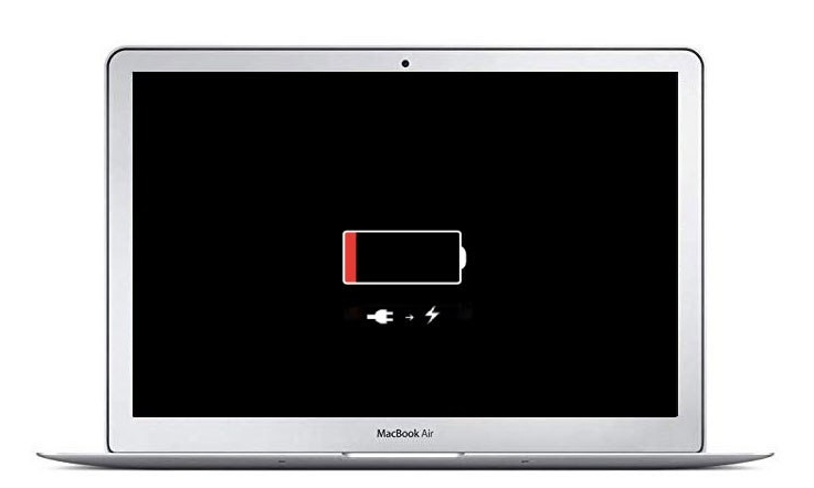 MacBook Air not charging repair service Highland Park
