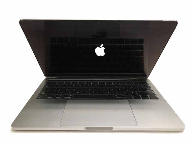 Slow MacBook Pro stuck on Apple logo repair service Dallas