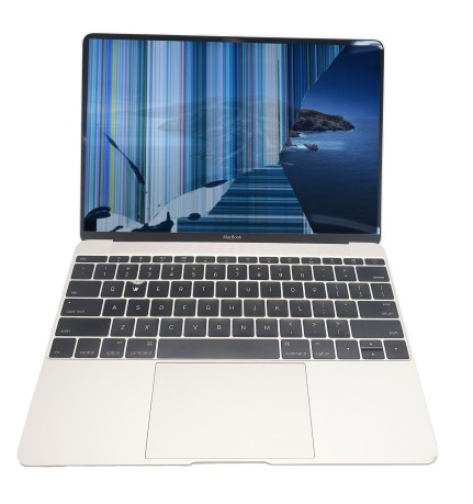 MacBook broken screen replacement service Dallas