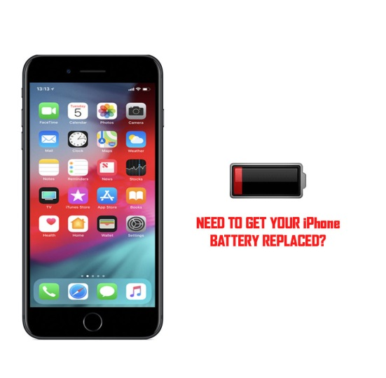 iPhone battery replacement near me near Dallas Design District