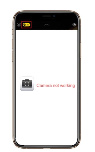 iPhone camera repair