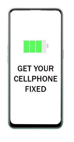 Cellphone battery replacement service near Dallas Downtown