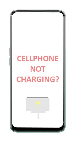 Cellphone not charging issue repair near dallas