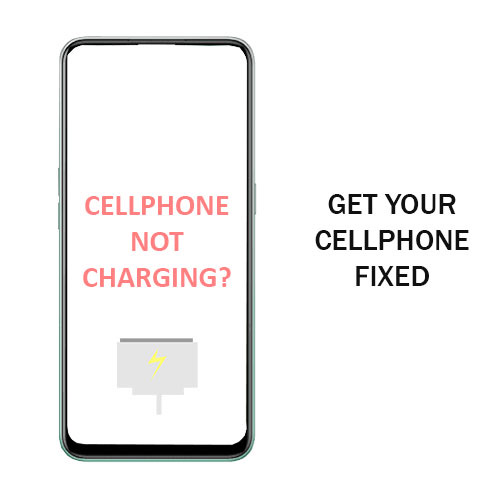 Cellphone no charge repair near dallas