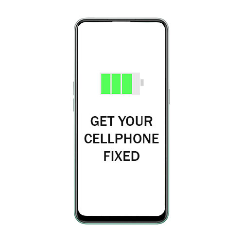 Cellphone battery replacement service near Dallas