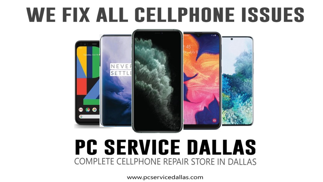 Cellphone repair store near dallas
