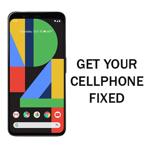 Google Pixel Cellphone repair store near dallas