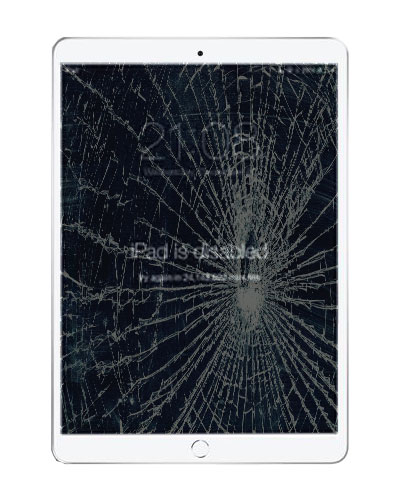 iPad Air cracked screen repair Dallas