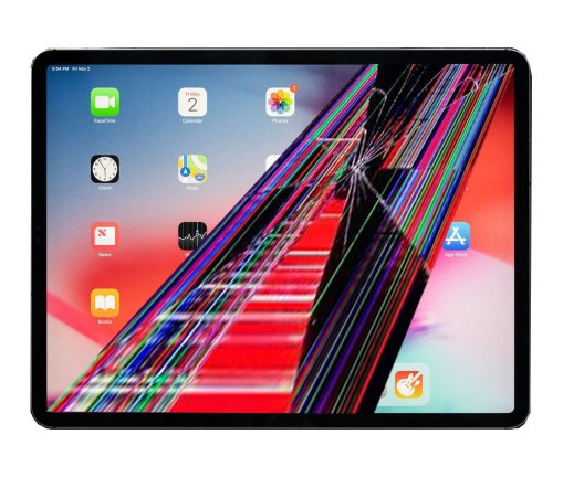 iPad Pro LCD damage repair near Dallas Downtown