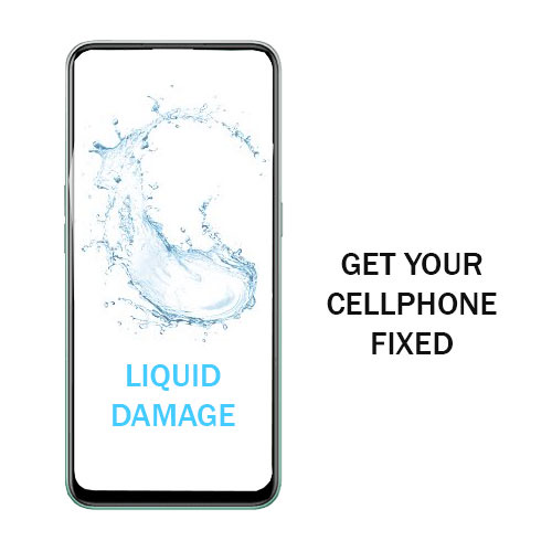 Cellphone extreme liquid damage repair near dallas